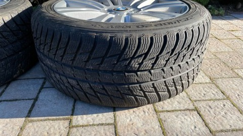 Nokian WR SUV 3 275/40R20 106 V XL BMW X5 X6 7.3mm