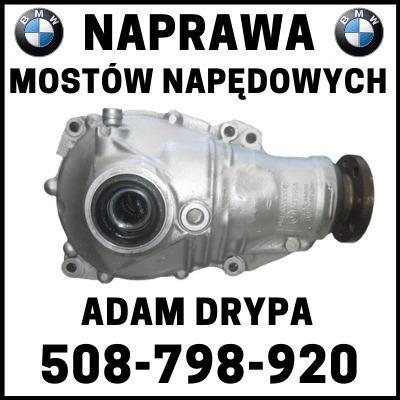 МОСТ ДИФФЕРЕНЦИАЛ ПЕРЕД BMW X1 E84 E90 E91 E60  X-DRIVE