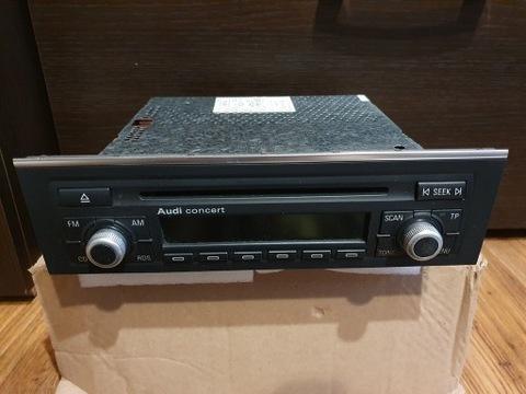 РАДИО AUDI CONCERT CD +КНИГА+КОД на AUDI A4 B6 B7