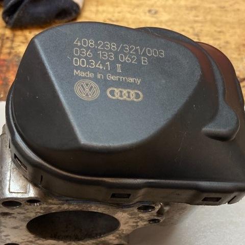 MARIPOSA DE ADMISIÓN 408.238/321/003; 036 133 062 B  VW