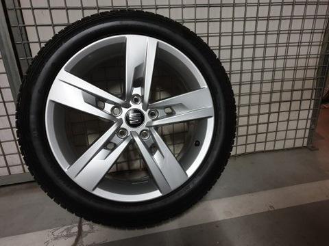 Комплект летних колес Seat Leon 17