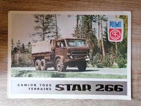 STAR 266 [1976]  AUTO DE CARGA TERENOWY