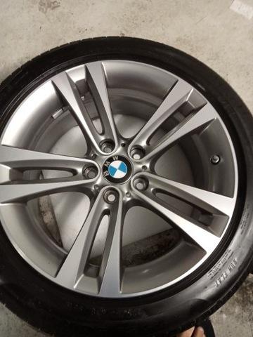 BMW F30 /F31/F34 КОМПЛЕКТ ДИСКОВ АЛЮМИНИЕВЫХ Z ПОКРЫШКА