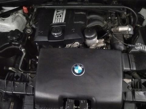 BMW E81 ДВИГАТЕЛЬ N43 122KM 1.6 N43B16A *USZKODZONY*