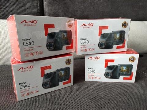 Wideorejestrator Mio MiVue C540 NOWY/FOLIA