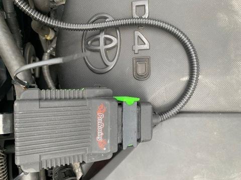 Unicate сайт proracing чип тюнинг Тойота