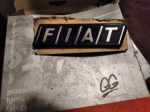ЗНАЧОК FIAT 126P