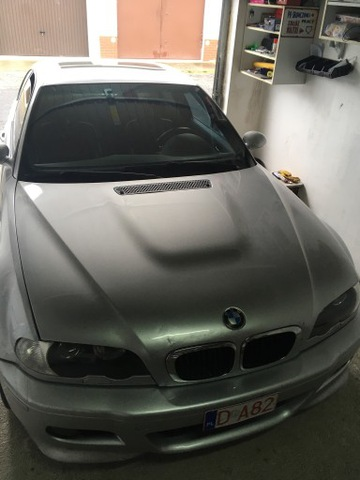 КАПОТ BMW M3 E46