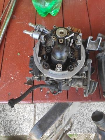 Monowtrysk Audi 80 b4 2.0 ABT