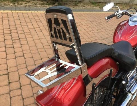 oparcie yamaha xvs drag star 1100 classic/custom