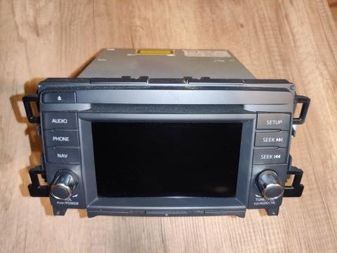 Радио Nawigacja Мазда CX5 СХ-5 KD5366DV0B
