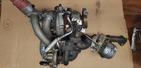 bi turbo bmw 335D