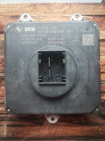 BMW G30 G32 G11 G01 MODUŁ ФАРЫ ADAPTIVE LED