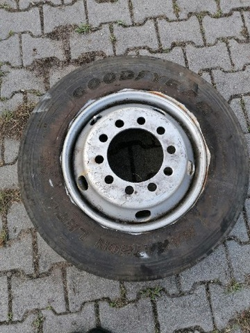 КОЛЕСА CIEZAROWKA/BUS 215/75/17.5;215/75/16C;