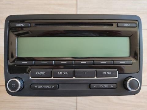 ORIGINAL RADIO DE VW GOLF VI 2011