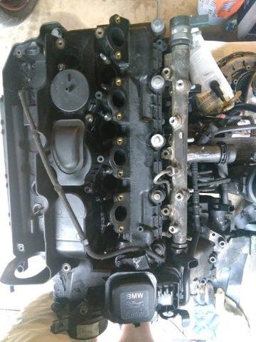 BMW E90 M47. 320D. ДИЗЕЛЬ. ГОЛОВКА КОМПЛЕКТ.