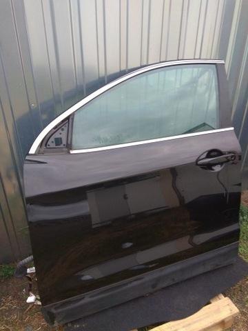 Передние двери NissanQashqai13-17r lakierZ11