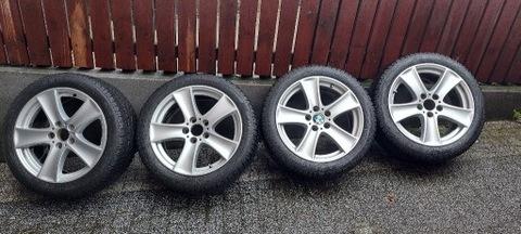КОЛЕСА 245/45 R18  BMW X1 X3 X5 X6  VW