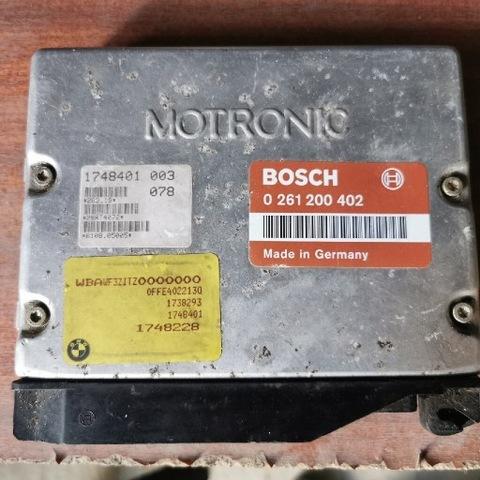 COMPUTADOR UNIDAD DE CONTROL DEL MOTOR M50B25NV 1200402