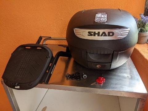 КОФР SH26 I СТЕЛАЖ SHAD DO HONDA CB125R