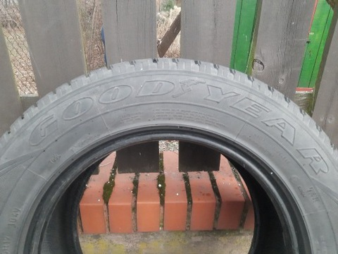 235/65R17 Goodyear Wrangler HP, All Weather, M+S