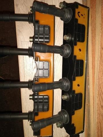 КАТУШКА ЗАЖИГАНИЯ DELPHI OPEL VECTRA ASTRA 1,6 16 V, фото
