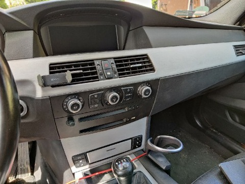 BMW E60 E61 КРОНШТЕЙН НА СТАКАНЫ CUP HOLDER X1