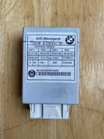 EHC, БЛОК УПРАВЛЕНИЯ NIVO BMW E61 E61LCI 6770411