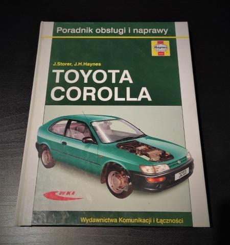 TOYOTA COROLLA E10 VII 1992-1997 LIBRO REPARACIÓN PL