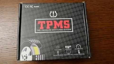 SENSORES DE PRESIÓN W OPONACH TPMS ANDROID USB