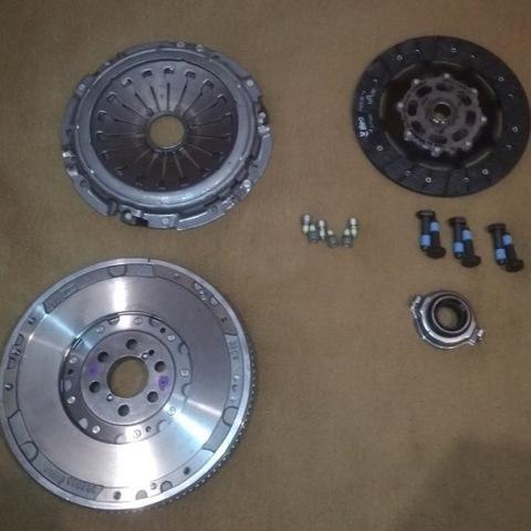 Dwumasa+сцепление VALEO для Alfa romeo 156 1.9/2.4 JTD