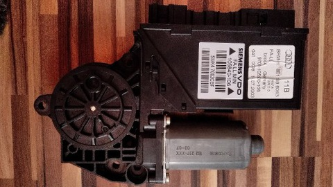 silnik podnoszenia szyby audi a4 b6 B7 8E1959801B