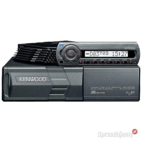 Фирмы Kenwood модели KDC-C471FM CD-чейнджер и модулятор