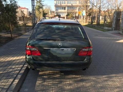Задняя крышка багажника+ лампы cedes класс W211 E280