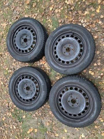 RUEDAS DE INVIERNO R16 205/55 5X112 VW SEAT SKODA