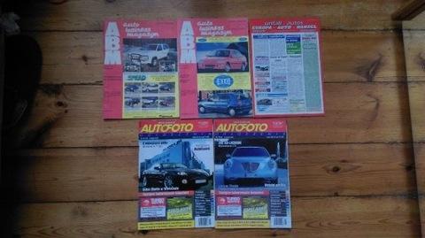 Gazeta Motoryzacyjna Giełda 1992 - 2002
