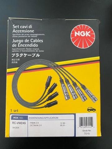 NGK ACCIONAMIENTO CABLES DE ARRANQUE 7015 RC-VW249