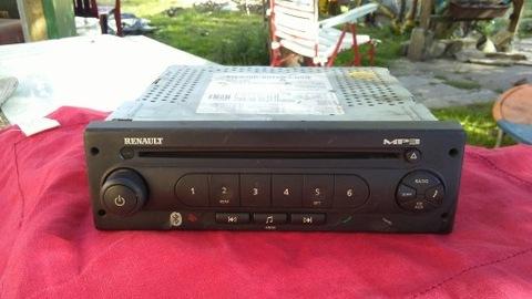 Радио Рено CD с MP3 с Bluetooth midlum премиум