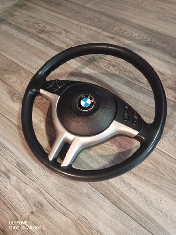РУЛЬ BMW 3 5 E46, E39, E36 МНОГОФУНКЦИОНАЛЬНЫЙ