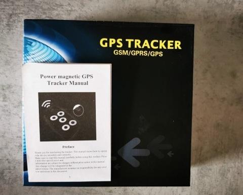 ЛОКАЛИЗАТОР GPS МАГНИТ 120DNI РЕЖИМ CZUWANIA