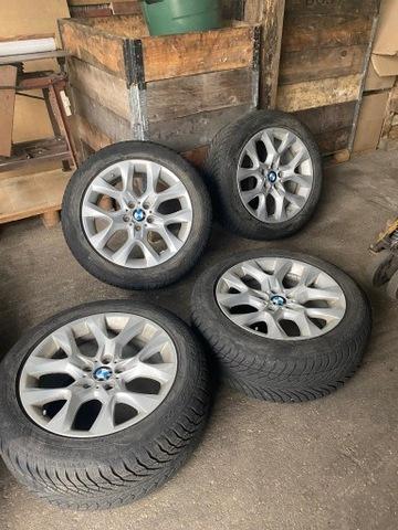 BMW X5 X6 F15  RUEDAS 19 INVIERNO M PAQUETE RUNFLAT