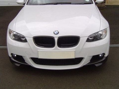 SPLITTERY БАМПЕРА BMW E92 E93 PERFORMANCE