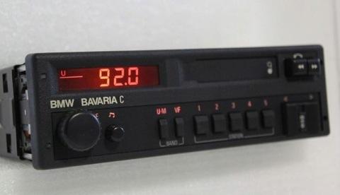 РАДИО BMW BAVARIA C E21 E23 E30 E32 E34 E36