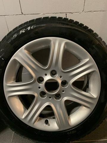 Литые диски 16 дюймов BMW 377