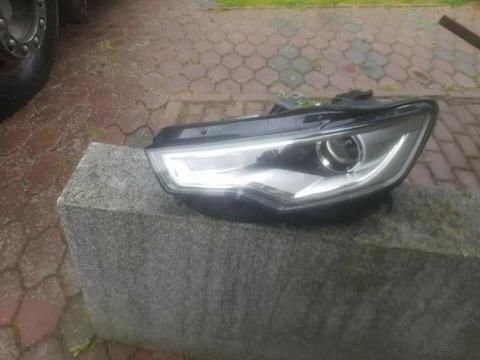 LAMPA ЛЕВА BI XENON SKRĘTNY AUDI A6 C7 2012R.