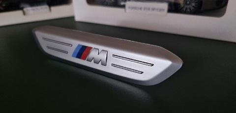 Listwa/dekor/badge X3 M X4 M F97 F98 G01 G02 G08