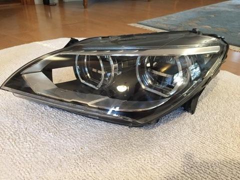 ФАРА ЛЕВЫЙ BMW F12 F13 ADAPTIVE LED ЕВРОПА, фото