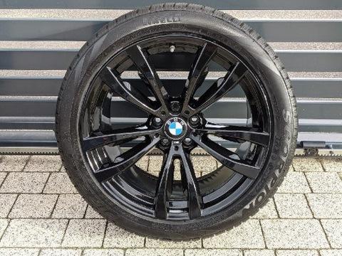 RUEDAS DISCOS BMW 20 INTEGROS X5 F15 X6 F16 M PAQUETE INVIERNO
