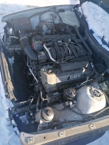 ДВИГАТЕЛЬ BMW E39. V8 3,5 Z VANOSAMI