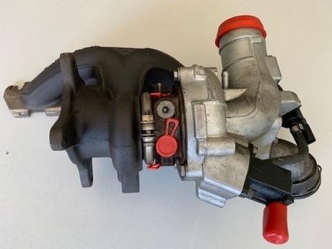 Turbo Skoda VW Audi 1.8 TSI CDAA после регенерации